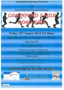 5 Mile Run poster