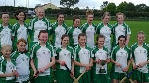 Under 15 camogie champs a