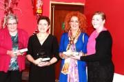 Kathleen Crowley, Joan Crowley and Maureen Cremin