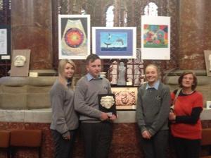 Art students award