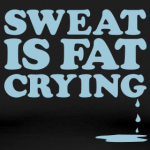 crying fat