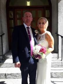 Fergal and Deirdre