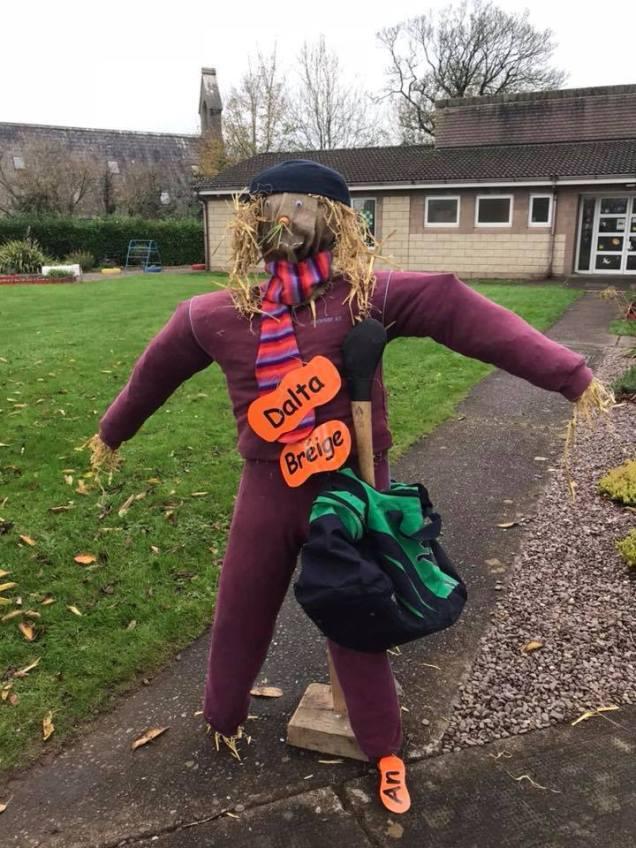 Scarecrow a